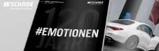 Autohaus SCHADE: 3 x ein Mercedes-Benz Reisekoffer