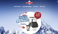 Bad Reichenhaller:15 Krups Prep&Cook XL Küchenmaschinen