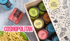 Cosmopolitan: 4 x Bestseller Gewürzboxen im Gesamtwert von 280 € zu gewinnen!