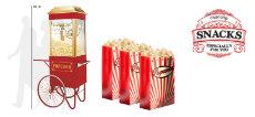 Crunchy Snacks: eine Retro-Popcornmaschine für fast 4.000 €