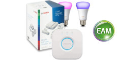 Gewinnspiel EAM: 40 x Smart Home Produkte im Gesamtwert von über 7.000 €