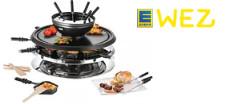 Gewinnspiel EDEKA WEZ : ein UNOLD 4 in 1 Multi Raclette für ca. 100 €