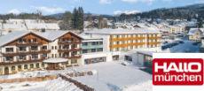 Gewinnspiel Hallo München: ein 4 Sterne-Hotelgutschein im Wert von über 1.000 Euro
