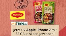 Gewinnspiel myTime: ein Apple iPhone 7 wird verlost!