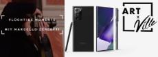 Gewinnspiel ARTxVILLE: 4 x 1 SAMSUNG Galaxy Note20 Ultra beim Insta-Fotowettbewerb