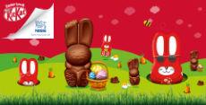 Gewinnspiel Nestlé Marktplatz: 15 Snack-Pakete von KitKat zu gewinnen