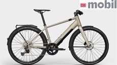 Gewinnspiel DB MOBIL: ein City E-Bike im Wert von rund 3300 € zu gewinnen!