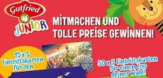 Gutfried Junior: 15 x 5 Tickets für den Europa Park Rust & weitere Eintrittskarten zu gewinnen