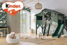 kinder: 100 x Wunsch-Kinderzimmer im Gesamtwert von 1 Mio. €