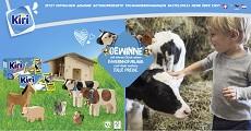 Kiri: 3 x Familienurlaub auf dem Bauernhof, 333 x Kiri Bauernhof, 3.333 Kiri Kuh