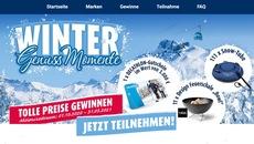 Ludwig Schokolade: 1 x 3.000 € DECATHLON-Gutschein, 11 x Feuerschale, 111 x Snow-Tube
