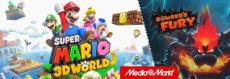 """MediaMarkt: 2 x ein Super Mario 3D World Fanpaket """"Bowser's Fury"""""""