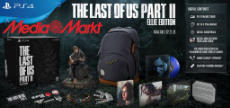 "MediaMarkt: zwei limitierte Fanpakete zu ""The Last of Us Part II"""