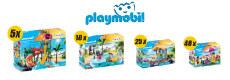Playmobil: 80 Aquapark Spielesets im Gesamtwert von über 1.700 €