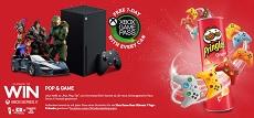 Pringles: eine Xbox Series X Konsole und Xbox Game Pass Gutscheine zu gewinnen