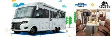 Radio Mainwelle: ein Luxus-Urlaub im Wohnmobil inkl. 500 €