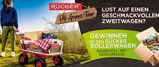 RÜCKER: 10 x 1 RÜCKER Bollerwagen mit Käsespezialitäten zu gewinnen