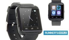 RUNNER'S WORLD: 3 x eine Smartwatch DiSmart3 wird verlost!