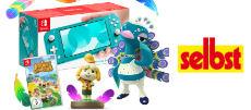 selbst.de: ein Animal Crossing Paket im Wert von 300 €