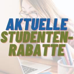 Studentenrabatte