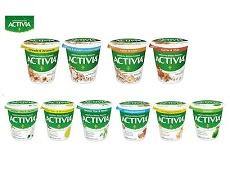 Activia 100% Pflanzlich mit 0,50 € Cashback