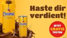 Chocomel Trink gratis testen