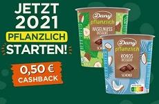 Dany pflanzlich mit 0,50 € Sofortrabatt