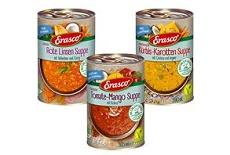Erasco Neue Welten Suppe mit 0,50 € Sofortrabatt