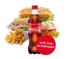 NORDSEE Superfang-Menü für nur 7,00 €
