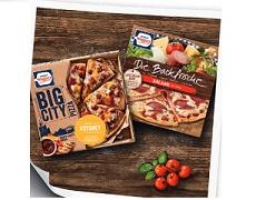 Original Wagner: 2 BIG CITY Pizzen kaufen und 1,00 € Sofortrabatt erhalten