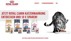ROYAL CANIN Trockenprodukt für Katzen (1,5 kg) mit 10 € Cashback