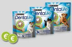 Purina Dentalife Snack gratis testen