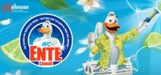 WC-Ente Frische Siegel Limone: zufrieden oder Geld zurück
