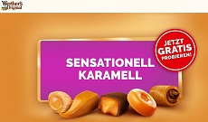 Werther's Original Bonbons gratis testen