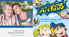 Alzheimer Forschung: kostenloser Notfallausweis, Comics und Ratgeber
