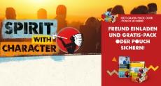 American Spirit: Taschenaschenbecher, Tabak-Erfrischer und weitere gratis Prämien