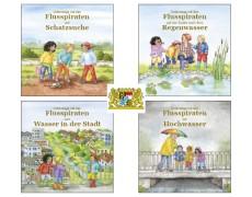 Bayern: kostenlose Kinderbücher zum Thema Wasser