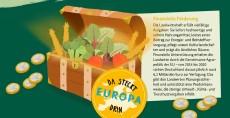 "BMEL: Postkarten-Reihe ""Da steckt Europa drin"""
