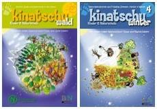 """Bundesamt für Naturschutz: neues kostenloses Wald-Kinderheft """"Kinatschu"""""""
