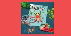 Bundesministerium für Bildung & Forschung: gratis Forscher Magazin für Kinder
