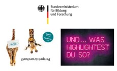 Bundesministerium für Bildung und Forschung: viele kostenlose Postkarten