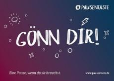 """Bundesregierung: gratis Postkarte """"Gönn dir!"""" und mehr"""
