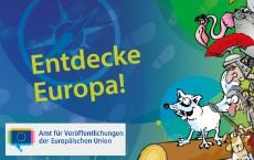 "Europäische Union: kostenloses Kinderbuch ""Entdecke Europa"""