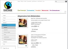 Fairtrade: Weltkarte, Rezeptbücher uvm.