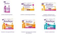 Femibion: kostenlose Muster zur BabyPlanung & Schwangerschaft