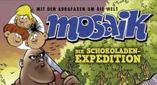 Ministerium für Ernährung und Landwirtschaft: gratis MOSAIK-Comic