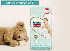 Pampers Premium Protection Pants - gratis Windel Probierpaket - wieder verfügbar!