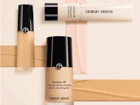 Armani Beauty: gratis Luminous Silk Foundation