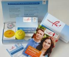 Rauchfrei Startpaket: Pfefferminzpastillen, Entspannungsball & mehr - wieder verfügbar!