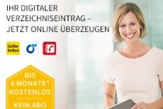 Sellwerk: gratis Eintrag in die Gelben Seiten, Das Örtliche und Das Telefonbuch